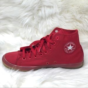 Rare Red Bright Pack Converse High top Unisex 9 11